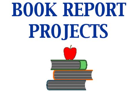 Elementary book report guidelines for topics